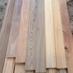 Heart Cypress Louvers