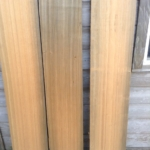 Heart Sinker Cypress Vertical Grain