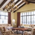 6 Pecky Interior Beams