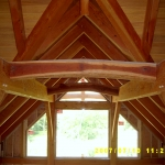 50 Select Cypress Ceiling, V-Groove, Alternate View