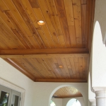 3 Common Cypress, Outdoor Ceiling, Tongue & Groove V-Joint
