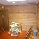 12 Common Cypress, Office Interior, Tongue & Groove V-joint