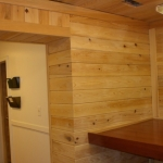 9 Common Cypress, Office Interior, Tongue & Groove V-joint