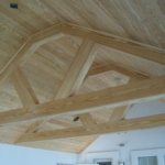 8 Select Cypress Tongue & Groove Ceiling, Timbers