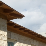 15 Select Cypress Eves, Soffit