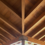 10 Select Cypress Ceiling, Centermatch