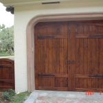 66 Old Growth Pecky Cypress Doors
