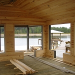 5 Common Cypress, Boathouse