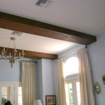 32 Pecky Ceiling Beams