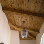 1 Old Growth Pecky Ceiling