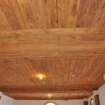 26 Old Growth Pecky Ceiling
