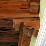 39 Old Growth Pecky Corbels
