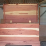 Eastern Red Cedar Hope Chest