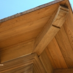 17 Select Cypress Eves, Soffit