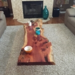 25 Eastern Red Cedar Coffee Table