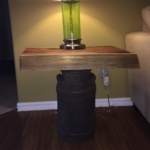 28 Eastern Red Cedar Console Table