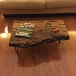 30 Old Growth Pecky Cypress Coffee Table