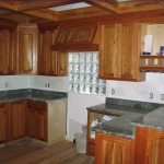 6 Mixed Common & Select Grade Cypress, Kitchen