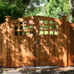 38 Select Cypress Gates