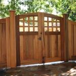18 Select Cypress Gates Alternate View