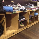 9 Select Cypress Shelving Lululemon Athletica, Retail Store