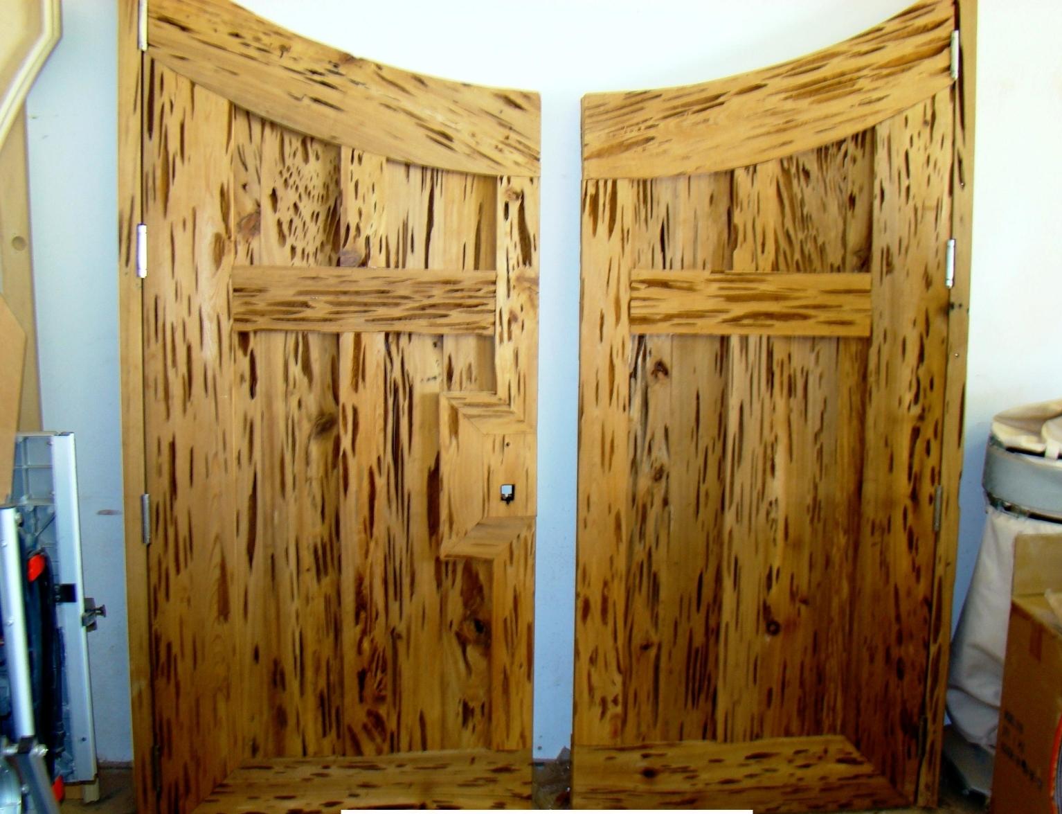 1175 #6B4008 Pecky Cypress Florida Cypress pic Cypress Exterior Doors 45511534