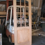 42 Select Cypress Interior Door