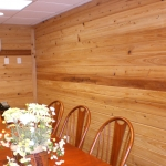 11 Common Cypress, Office Interior, Tongue & Groove V-joint