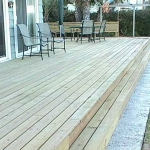 27 Common Cypress Decking