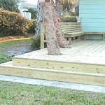 29 Common Cypress, Decking