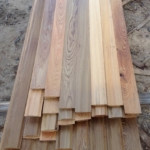 Heart Cypress Select Louvers