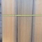 15 Heart Sinker Cypress, Vertical Sawn, 500 BF min order