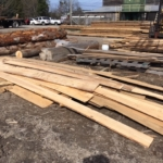 "1/2"" inch Cypress Fence Boards"