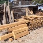 Short Cypress Timbers, 4x4, 6x6 & 8x8