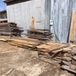 Mixed Grade Cypress Boards