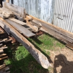 Old Growth Pecky Cypress Timbers