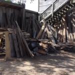 Cypress Scrap Lumber