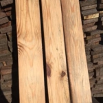 2x4 = .40 cents per foot! 20 pieces, 12ft long each. 80 SqFt! $96 total!