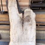 Sycamore Slab A- 2-in Thick x 39-in Wide x 6ft 6-in Long. 40 Boardfoot.