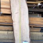 "Sycamore B - 2 1/2"" Thick x 29"" Wide x 7ft 4-in Long. 44 Boardfoot."